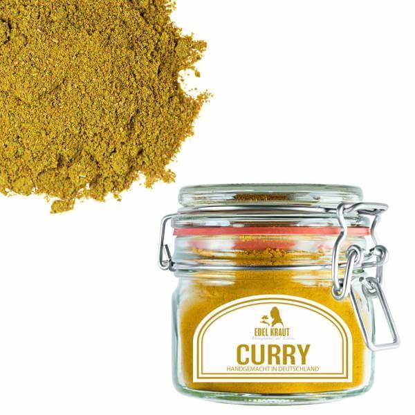 BIO Curry Jaipur im Premium Glas | EDEL KRAUT